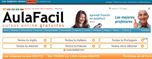 15 mejores portales de cursos gratis de formaci n online for Curso de interiorismo online gratis