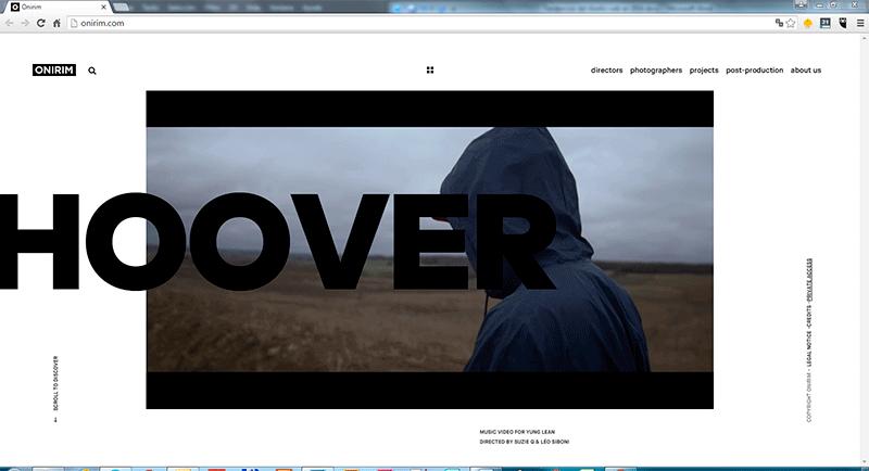 diseño web tipografía