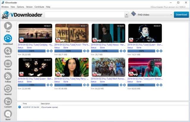 paginas de videos