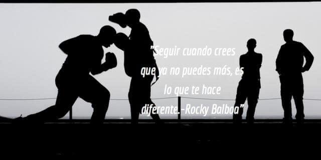 rocky balboa frase motivacional