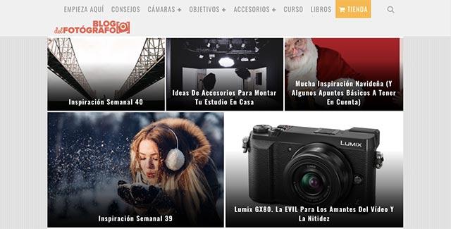 El Blog del Fotógrafo